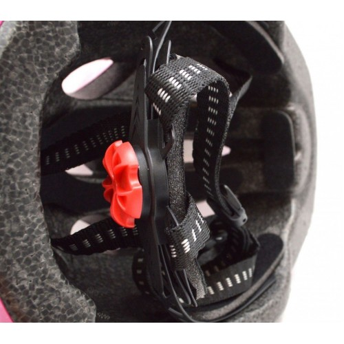 Защитный шлем Helmet Discovery, красный