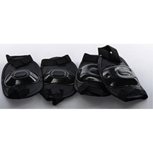 Захист Profi MS 0683 для ліктів, колін, чорний