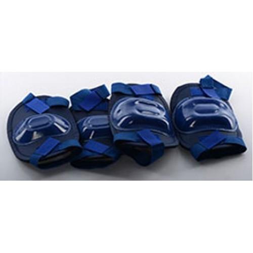 Захист Profi MS 0683 для ліктів, колін, синій